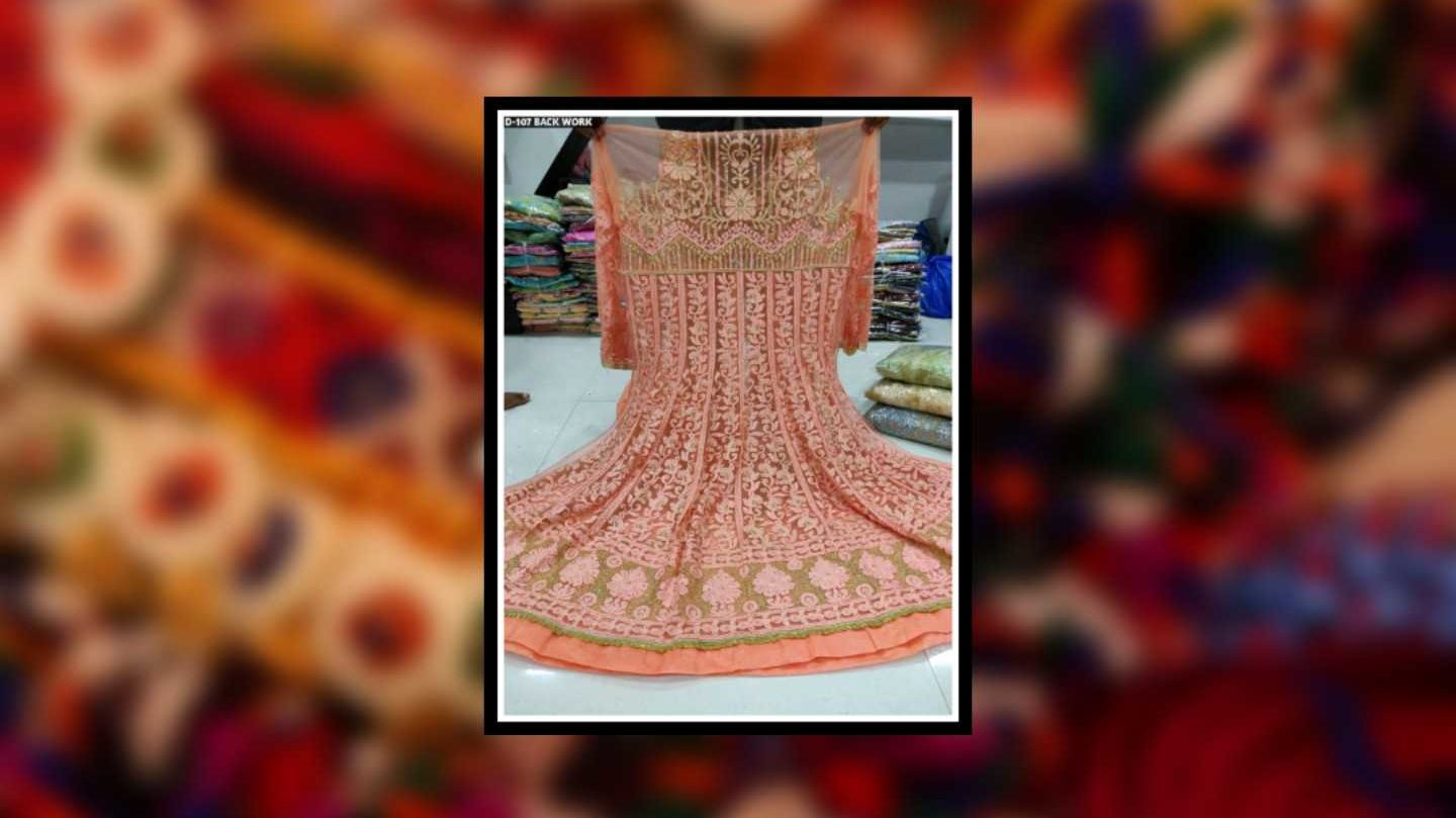 Anarkali Dress Images