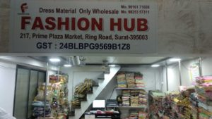 Fashion hub wholesale